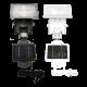 SF01 Solar Halogen Security Floodlight With Motion Sensor