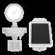 SF04 Solar LED Security Spotlight With Motion Sensor