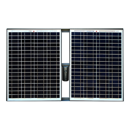 SL34 Solar Street Light (With Pole) 35W/65W/100W/135W