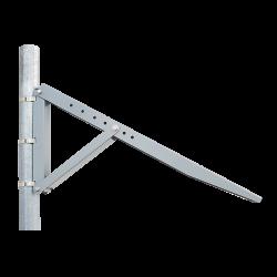 SP08 Heavy Duty Solar Panel Pole Mount Kit
