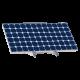 GT02 Grid-Tied Solar Street Light Power System