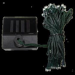 XP02 Solar 'Multi-Lites' Christmas / LED Light String (50 LEDs)