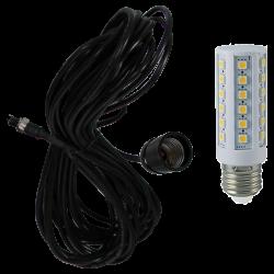 FL102 Solar LED Light Bulb Conversion System (2 3W or 7W Fixtures)