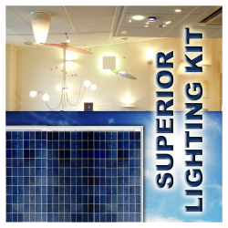 LK03 Solar Indoor Light System (Superior Lighting Kit)