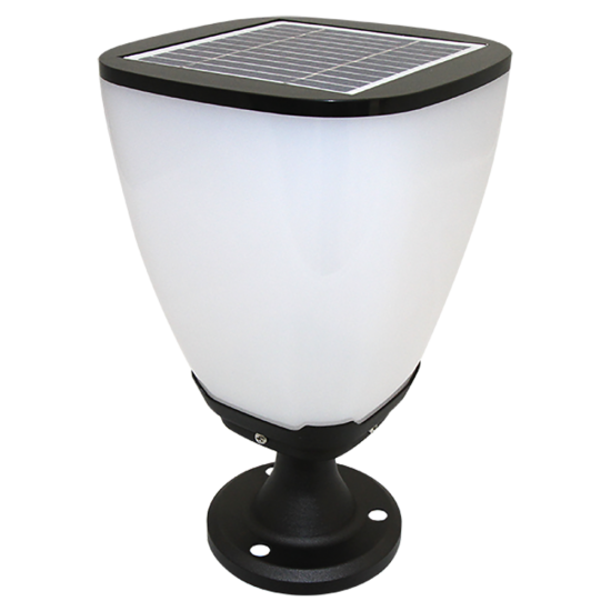 PL02 Solar Pedestal / Column Light