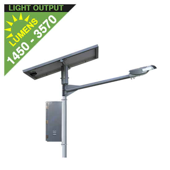 SL10 Solar Street Light (Without Pole) 10W / 15W / 20W / 25W