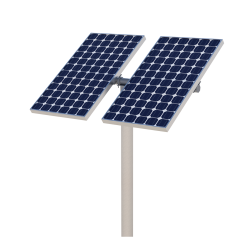 SP12 Solar Panel Top Pole Mount Kit